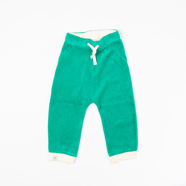 Alba Of Denmark Lucca Baby Pants - Pepper Green