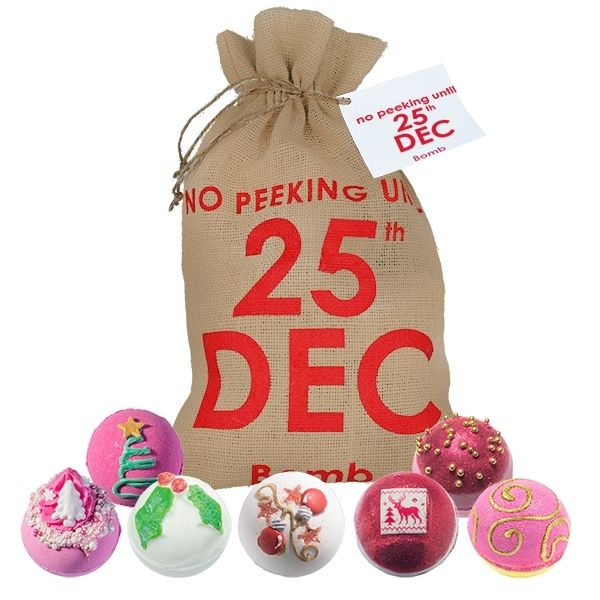 Bomb Cosmetics - 25th December Gift Sack