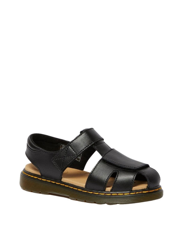 Dr. Martens Junior Moby II T Lamper Sandals - Black