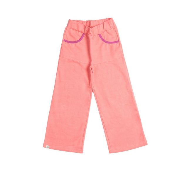 Alba of Denmark Pocket Box Pants -  Honeysuckle