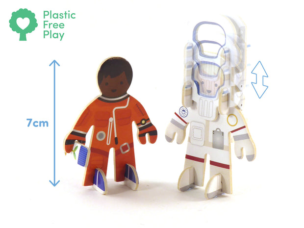 pressplay toys build play set spacestation