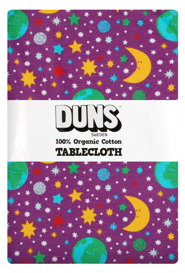 Duns Sweden Mother Earth Tablecloth - Bright Violet