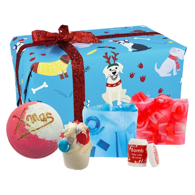 Bomb Cosmetics - Santa Paws Gift Pack