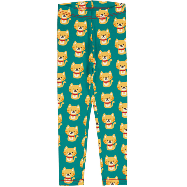 Maxomorra Leggings - Cat