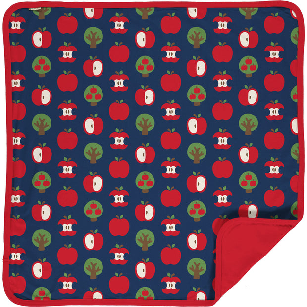 maxomorra blanket apple