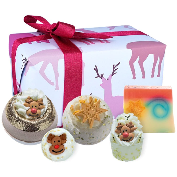 Bomb Cosmetics - Rudolph Nose Best Gift Pack
