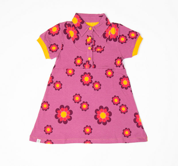 alba original julie dress bordeaux flower power love