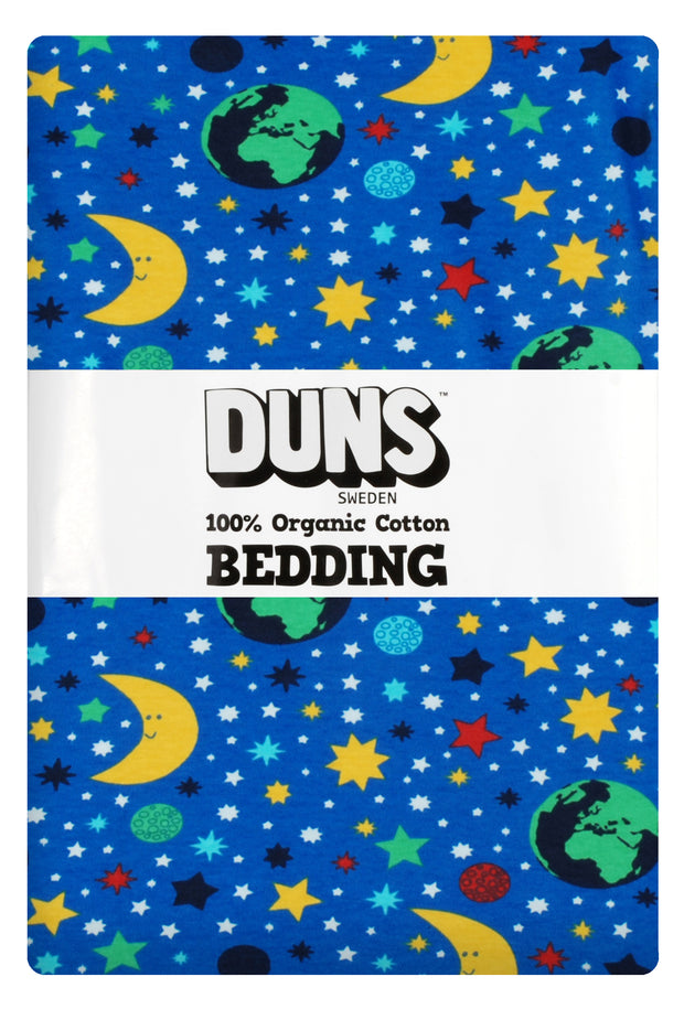 Duns Sweden Mother Earth Adult Bedding - Blue