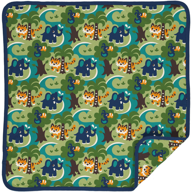 Maxomorra Blanket - Jungle