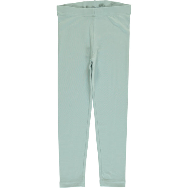 Maxomorra Basic Leggings - Icy Blue