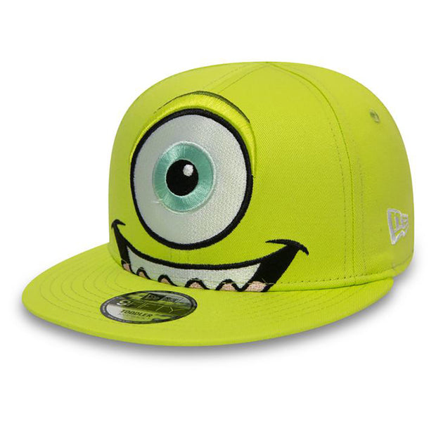 New Era Infants Disney Pixar Monsters Inc Mike Cap
