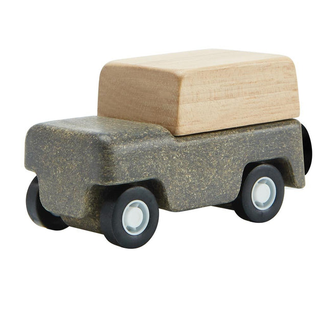 Plan Toys Grey Wagon