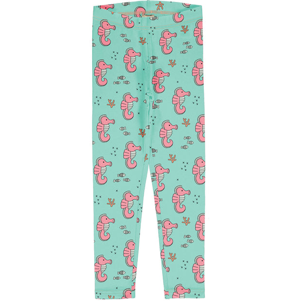meyadey leggings sea horse