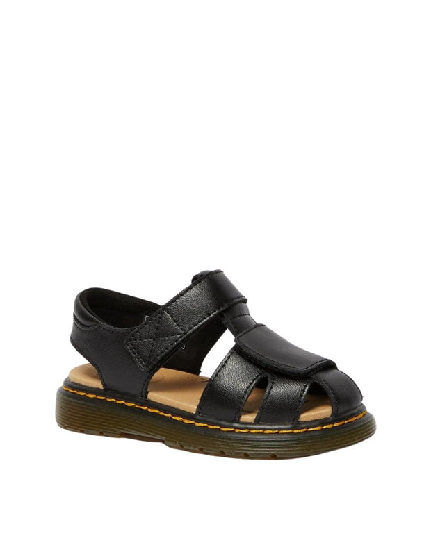 Dr. Martens Toddler Moby II T Lamper Sandals - Black