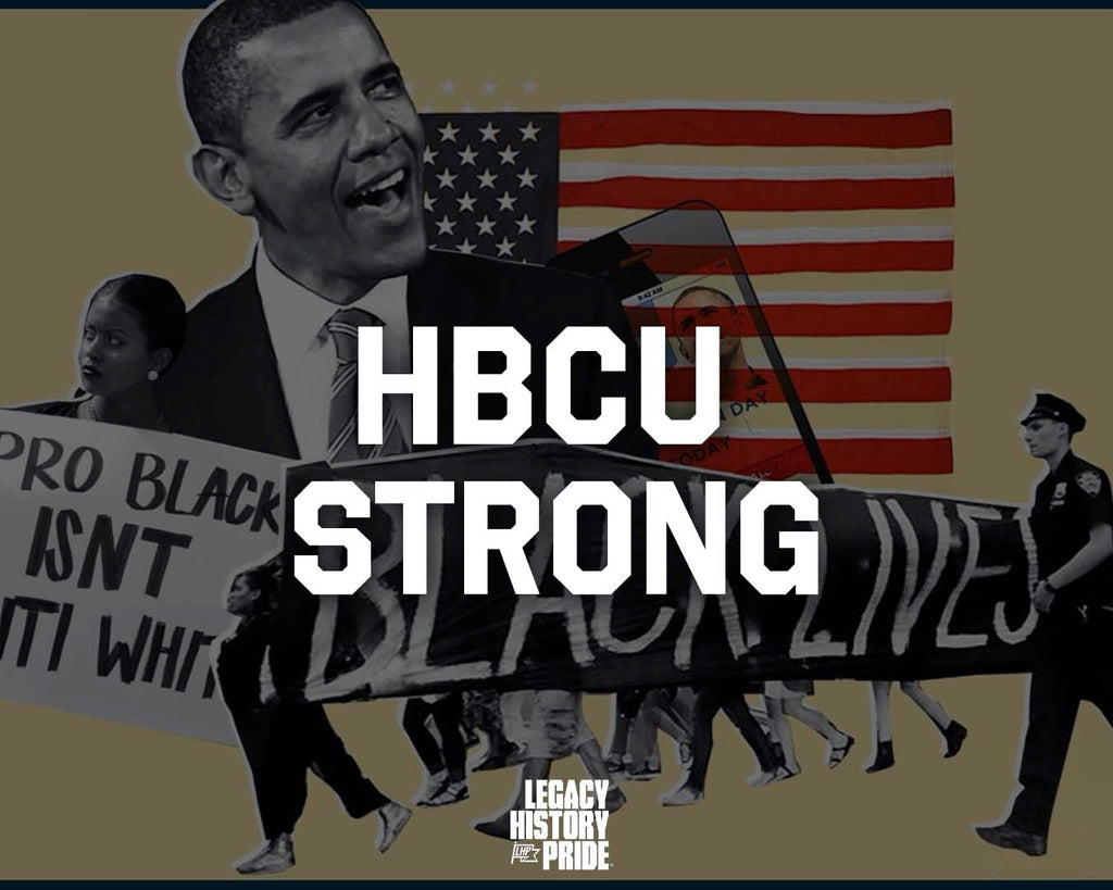 A Note From Mr. Legacy: HBCU Strong