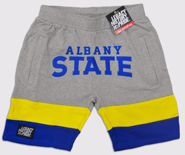 Albany State OUTKAST Fleece Short