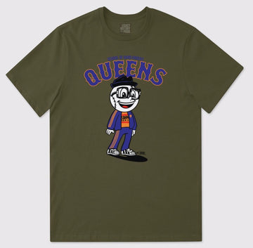 Mr. MET/RUNDMC by PELNYC Collab Tee