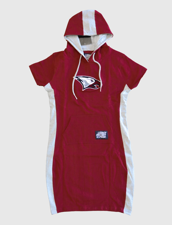 "NCCU ""Ri-Ri"" Hooded Dress"