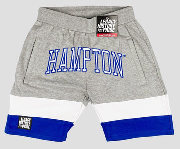Hampton University OUTKAST Fleece Short