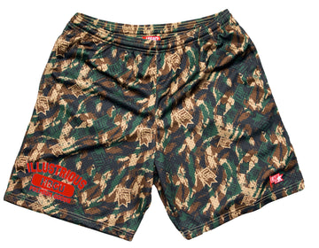 "LHP ""ILLUSTRIOUS"" Camo Mesh Short"