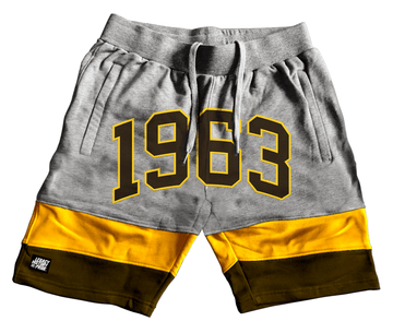 Iota 1963 OUTKAST Fleece Short