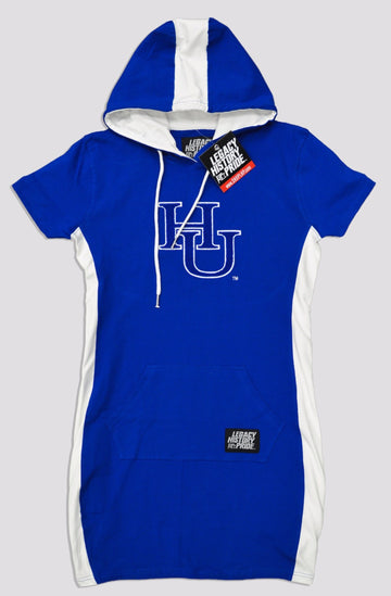 "Hampton University ""Ri-Ri"" Hooded Dress"