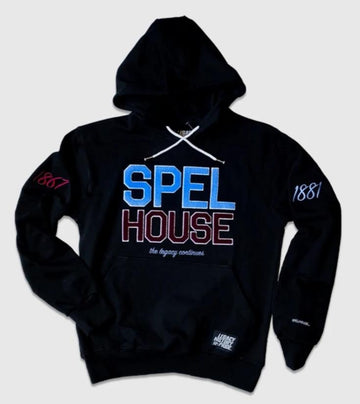 "SpelHouse ""All Black Everything"" Hoodie"