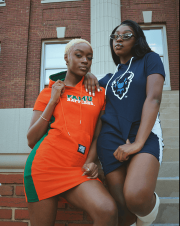 "Howard University ""Ri-Ri"" Hooded Dress"