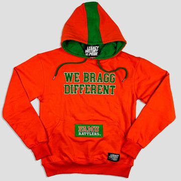 "FAMU ""We Bragg Different"" Hoodie"