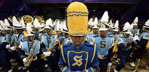 HBCU Marching Bands