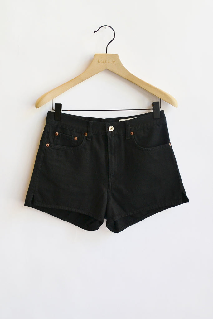 Rag & Bone Justine Short Black