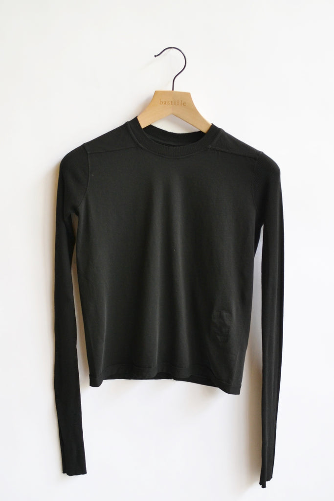 Rick Owens DRKSHDW Level Tee Long Sleeve