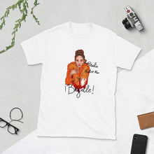 Load image into Gallery viewer, Short-Sleeve Unisex T-Shirt Rosalia - Queen of Trap - Reggeaton - Hip Hop - Flamenco - Urban Fashion