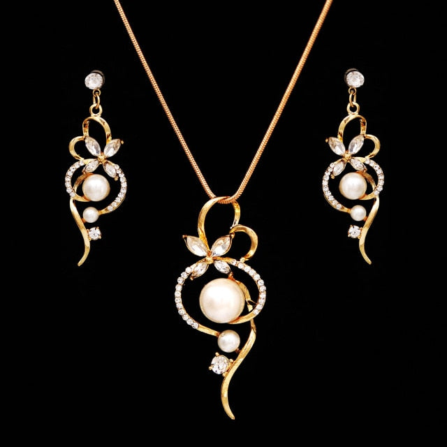 Women's jewelry set  [2020 collection] model 02