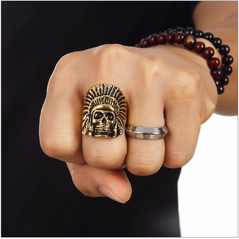 Men's ring [2020 collection] model 03