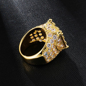 Men's ring [2020 collection] model 18