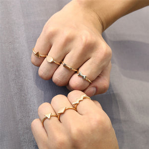 Women's Ring Set [2020 collection] model 09