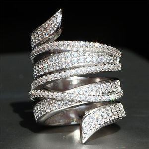 Women's ring [2020 collection] model 10