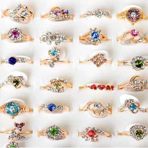 Women's Ring Set [2020 collection] model 05