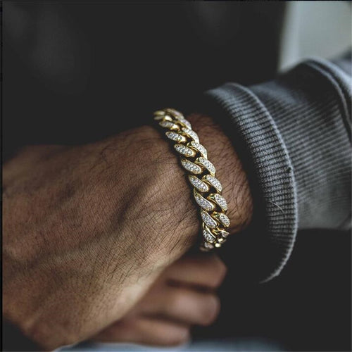 Men's bracelet [2020 collection] model 15