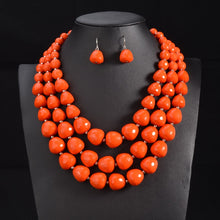 Load image into Gallery viewer, Women's jewelry set  [2020 collection] model 11