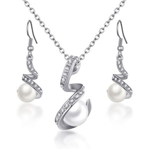 Women's jewelry set  [2020 collection] model 03