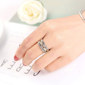 Women's ring [2020 collection] model 16