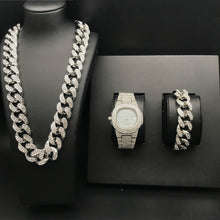 Load image into Gallery viewer, Men's jewelry set [2020 collection] model 08