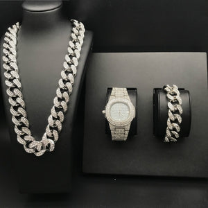 Men's jewelry set [2020 collection] model 08