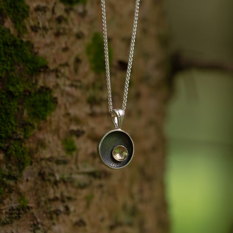 Simon Barber Jewellery Moonlight Pendant