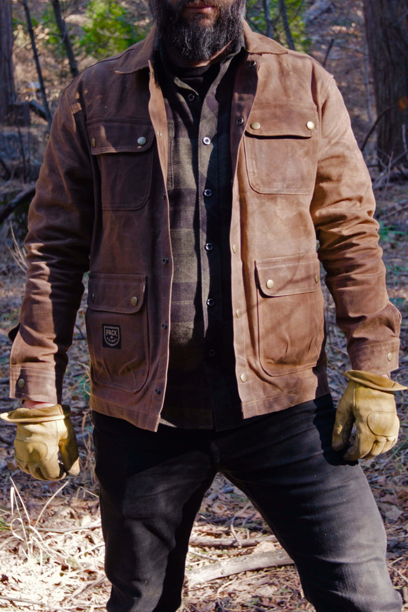 The Adventure Jacket