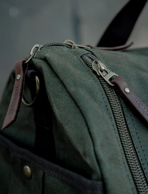 Pack Animal X Tobacco Motorwear Duffle Bag