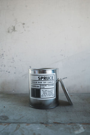 Pack Candle - Tin Collection 13 oz Soy