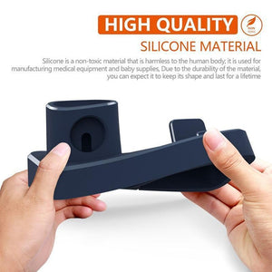 3 in 1 Silicone Charging Stand-iAccessorize